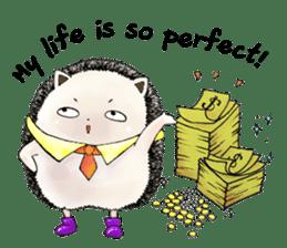 Robo's funny story (English) sticker #11245952