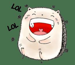 Robo's funny story (English) sticker #11245957