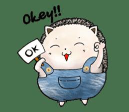 Robo's funny story (English) sticker #11245962