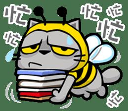 Meow Zhua Zhua - No.10 - sticker #11248585