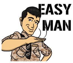 Army Captain sticker #11250133