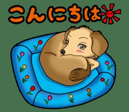 Chiroru's daily life. sticker #11253193