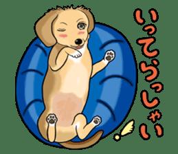 Chiroru's daily life. sticker #11253197