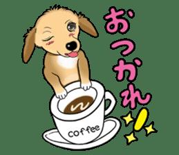 Chiroru's daily life. sticker #11253200