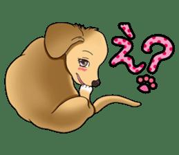 Chiroru's daily life. sticker #11253206