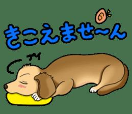 Chiroru's daily life. sticker #11253215