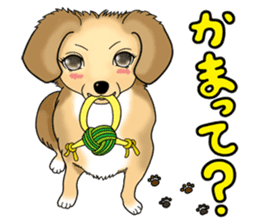 Chiroru's daily life. sticker #11253216