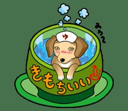 Chiroru's daily life. sticker #11253229