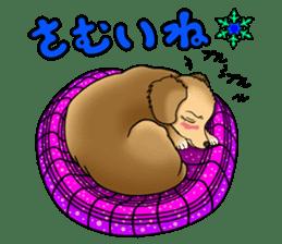 Chiroru's daily life. sticker #11253230