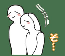 """Earnestly """"Enjoy Love"""" sticker #11258746"""