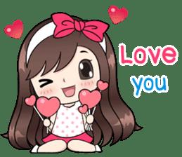 Boobib Cuties Pop sticker #11259618