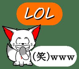 OINARIKUN(slang) sticker #11265742