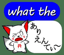OINARIKUN(slang) sticker #11265743