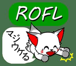 OINARIKUN(slang) sticker #11265748