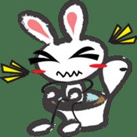 White Rabbit TokiToki sticker #11267475