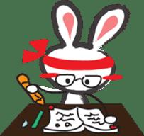 White Rabbit TokiToki sticker #11267484