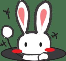 White Rabbit TokiToki sticker #11267492
