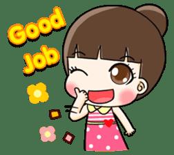 Nu jingjai (EN) sticker #11268945