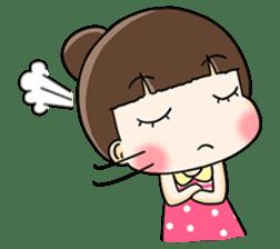 Nu jingjai (EN) sticker #11268948