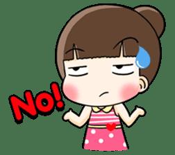 Nu jingjai (EN) sticker #11268961