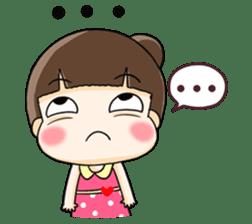 Nu jingjai (EN) sticker #11268962