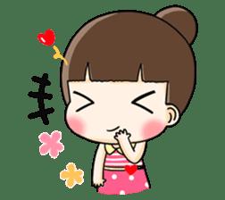 Nu jingjai (EN) sticker #11268963