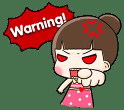 Nu jingjai (EN) sticker #11268981