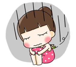 Nu jingjai (EN) sticker #11268982