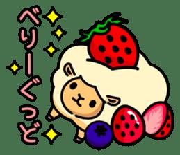 Sweet Merry sticker #11270667
