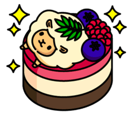 Sweet Merry sticker #11270672