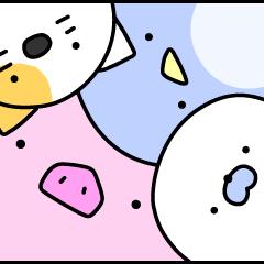 "Animal? No! ! Balloon3 ""Honorific"""