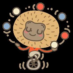 Hoonu the monkey prince  - Hello world!