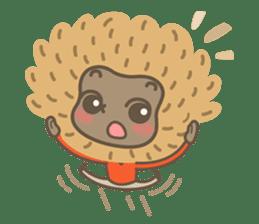 Hoonu the monkey prince  - Hello world! sticker #11280315