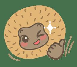 Hoonu the monkey prince  - Hello world! sticker #11280317