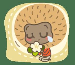 Hoonu the monkey prince  - Hello world! sticker #11280325