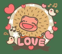 Hoonu the monkey prince  - Hello world! sticker #11280334