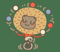 Hoonu the monkey prince  - Hello world! sticker #11280336