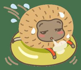 Hoonu the monkey prince  - Hello world! sticker #11280350