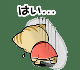 SUZU-NYAN8 sticker #11280357