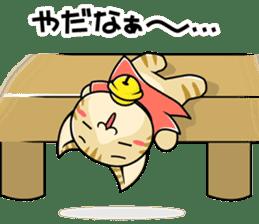 SUZU-NYAN8 sticker #11280359