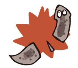 Just Planaria sticker #11280618