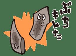 Just Planaria sticker #11280622