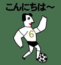 BALL BOY BOB 8 sticker #11280720