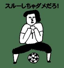 BALL BOY BOB 8 sticker #11280733
