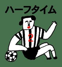BALL BOY BOB 8 sticker #11280745