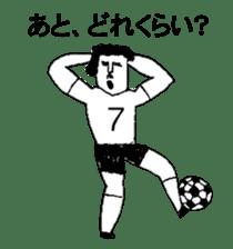 BALL BOY BOB 8 sticker #11280746