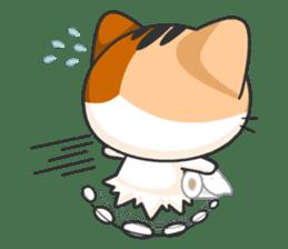 Gojill The Meow 3 sticker #11283168