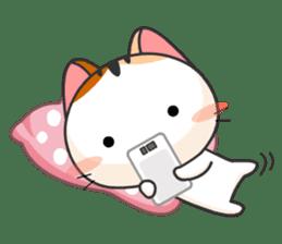 Gojill The Meow 3 sticker #11283175