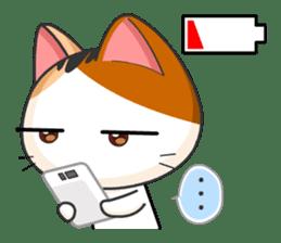 Gojill The Meow 3 sticker #11283177