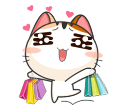 Gojill The Meow 3 sticker #11283182